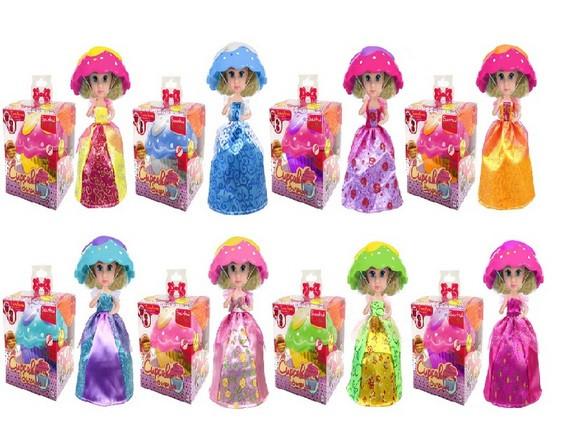 "Кукла Cupcake"" капкейк, трансформер, кекс, запах. pro"