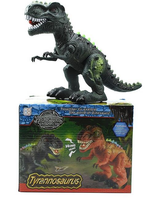 Музыкальный динозавр Тираннозавр.