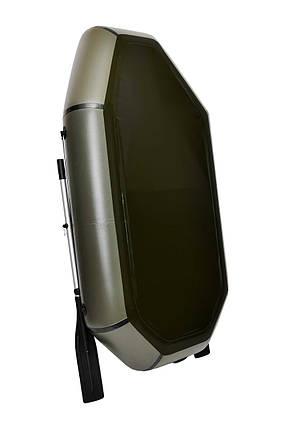 Надувная гребная полутораместная лодка из пвх F210CPU, фото 2