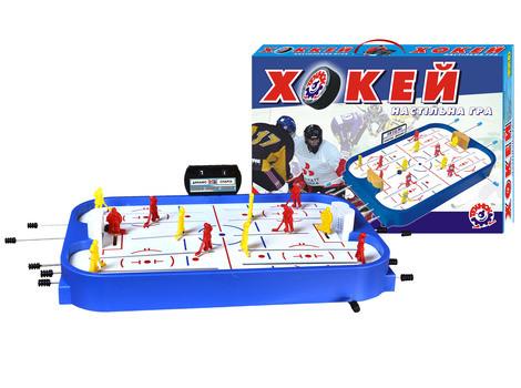 Настольный Хоккей 0014 Хокей ТехноК ползунок. pro