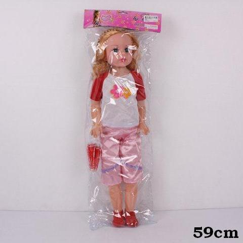 Кукла музыкальная 898Г, 59см. pro