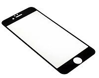 Защитное стекло на дисплей для   IPHONE 6/6S Black