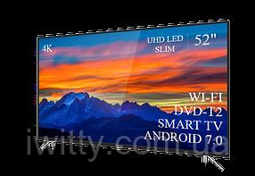 "Телевизор Томсон Thomson 52"" Smart-TV/DVB-T2/USB (1920×1080) Android 7.0 АДАПТИВНЫЙ 4К/UHD, фото 2"