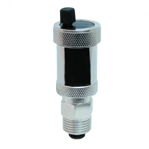 Воздухоотводчик автоматический с клапаном №707 (Хром) SD Plus'