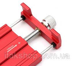 Металлическое крепление для телефона велокрепление Aubtec, фото 2