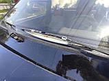 Ветровики - спойлеры хромированные TUPE-R декоративные на стеклоочистители, фото 2