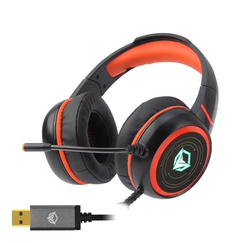 Навушники ігрові MEETION Gaming Backlit HiFi MT-HP030