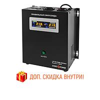 Бесперебойник Logicpower LPY-W-PSW-2500VA+(1800Вт)10A/20A с правильной синусоидой 24В
