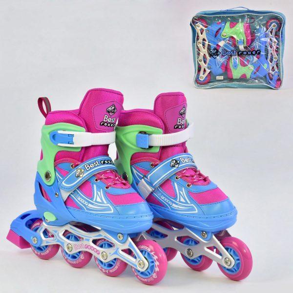 Роликовые коньки Best Roller A25498/08250 размер 38-41