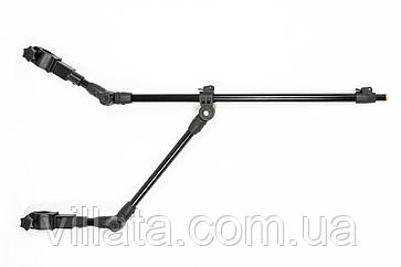 Телескопический держатель для удилищ на кресло Ranger Feeder Arm Double 80-130 см