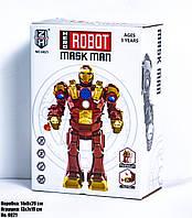 Робот IRON MAN 0821 оптом, (Оригинал)