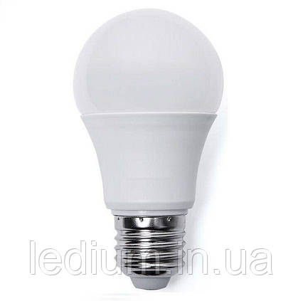 Лампа светодиодная 12W Е27 6400K