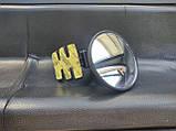 Салонное зеркало слепых зон, универсальное, на присоске, фото 5