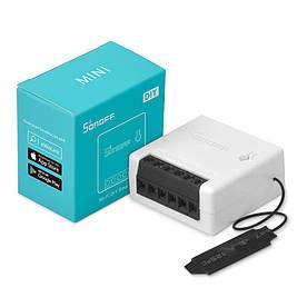 WiFi модуль Sonoff Mini реле для розумного будинку (вимикач, выключатель для умного дома, Умный eWeLink)