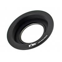 Адаптер для объектива JJC M42-Nikon с линзой (J-LMA-M42_NK(O))