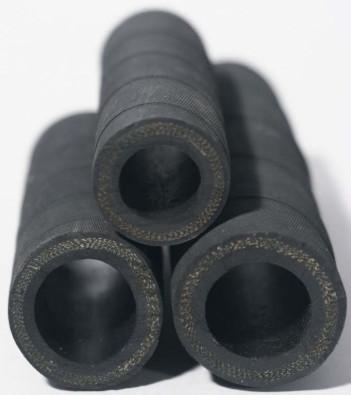 Шланг НД (внутр. Ø 38 мм) резиновый (черный)