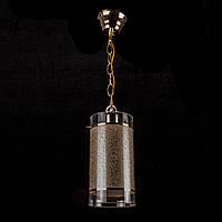 Подвесной светильник на одну лампочку P3-B088GP/1P/FG+WT
