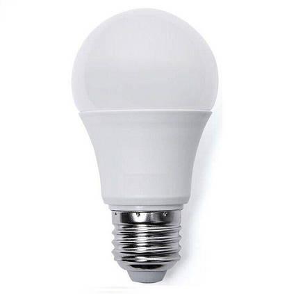 Лампа светодиодная 8W Е27 6500K