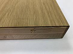 Столярная плита Ламель дуб 3 мм