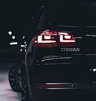 Volkswagen Tiguan второго поколения - разнообразие моторов и комплектаций