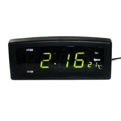 Часы будильник Caixing CX-818 (20053100282)
