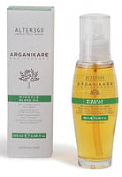 Омолаживающее масло для всех типов волос ALTER EGO Arganikare 100 мл