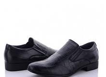 Туфли подросток мальчик черные,туфли школьные мальчик Мир-AO1705