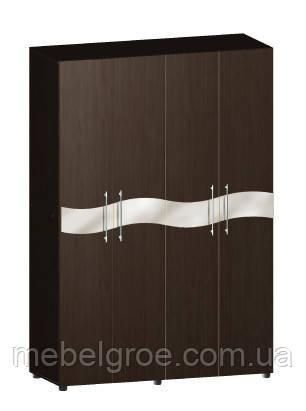 Шкаф для одежды Наяда тм Мастер Форм