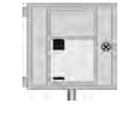 Датчик негативного тиску OPN-DR-ST-I 0...100Pa / -100...+100PA 4-20mA