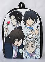 Рюкзак аниме - Великий из бродячих псов