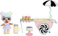 Мебель для куклы ЛОЛ Сюрприз Бон-Бон - LOL Surprise Furniture Ice Cream Candylicious 564911, фото 2