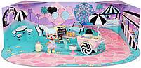 Мебель для куклы ЛОЛ Сюрприз Бон-Бон - LOL Surprise Furniture Ice Cream Candylicious 564911, фото 3