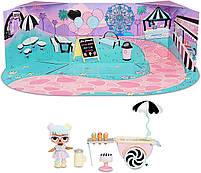 Мебель для куклы ЛОЛ Сюрприз Бон-Бон - LOL Surprise Furniture Ice Cream Candylicious 564911, фото 5