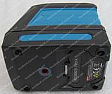 Лазерный уровень Kraissmann 2 LL 15  (подставка-фиксатор в комплекте), фото 4