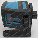 Лазерный уровень Kraissmann 2 LL 15  (подставка-фиксатор в комплекте), фото 5