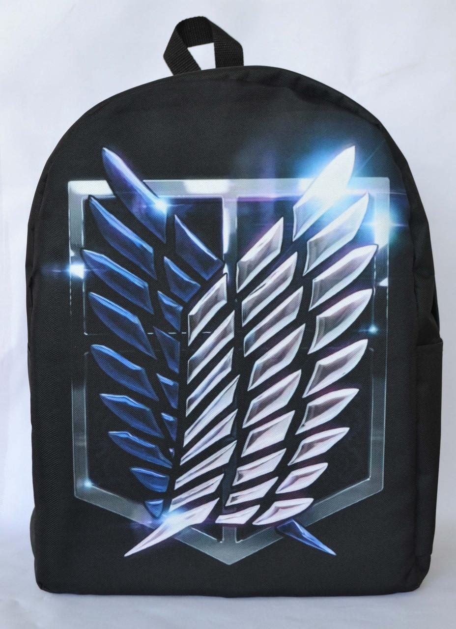 Рюкзак аніме - Атака Титанів - Крила волі
