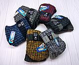 М 94053 Комплект для мальчика, подростка шапка  с кнопкой на флисе  и снуд, разние цвета, фото 6