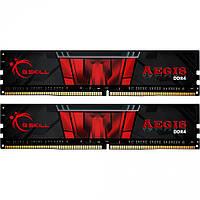 Память G.Skill 16 GB (2x8GB) DDR4 3200 MHz Aegis (F4-3200C16D-16GIS)