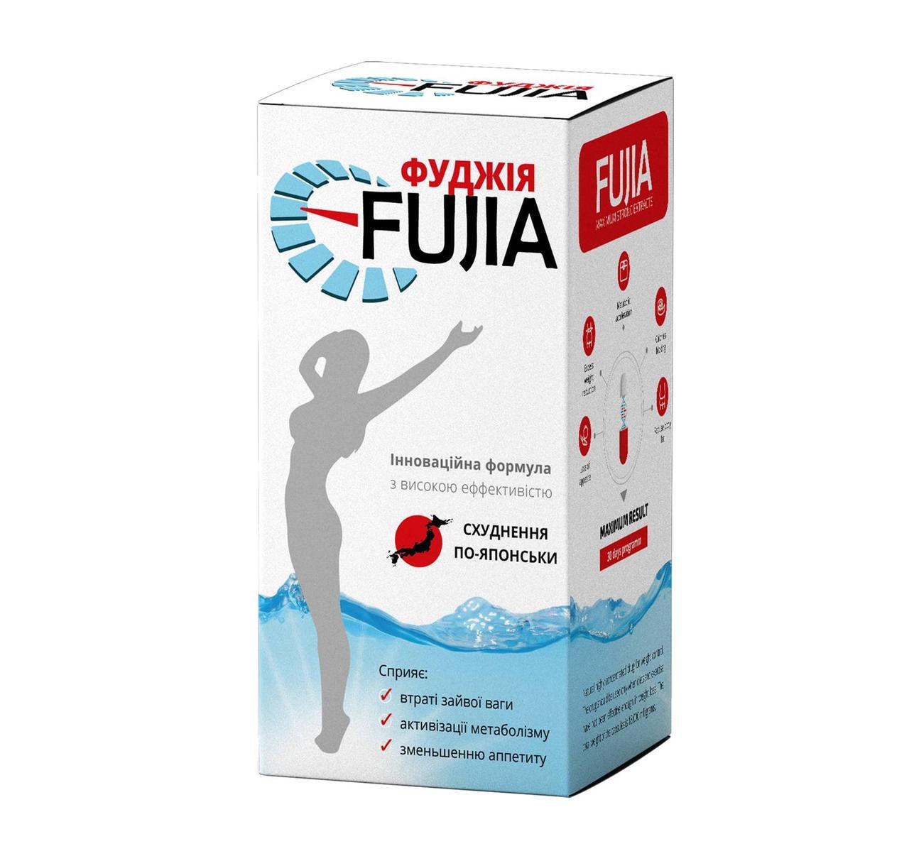 Фуджия 60 капсул по 300 мг