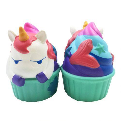 "Игрушка-антистресс с ароматом ""Squishy Пони в мороженом"" DFG026"