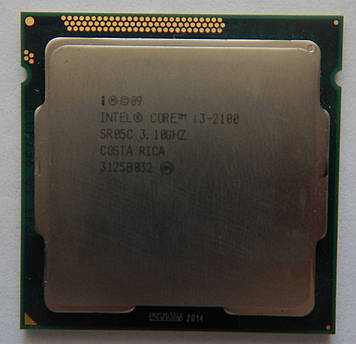 Процессор Intel Core i3-2100