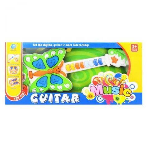 """Дитяча гітара """"Метелик"""" 663C, фото 2"""