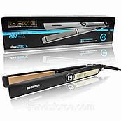 Утюжок для волос Gemei Gm 416 Утюжок для выпрямления волос Плойка выпрямитель щипцы утюжок для волос Gemei