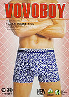 "Боксери чоловічі ""Vovoboy"". Бавовна - бамбук. №90050."