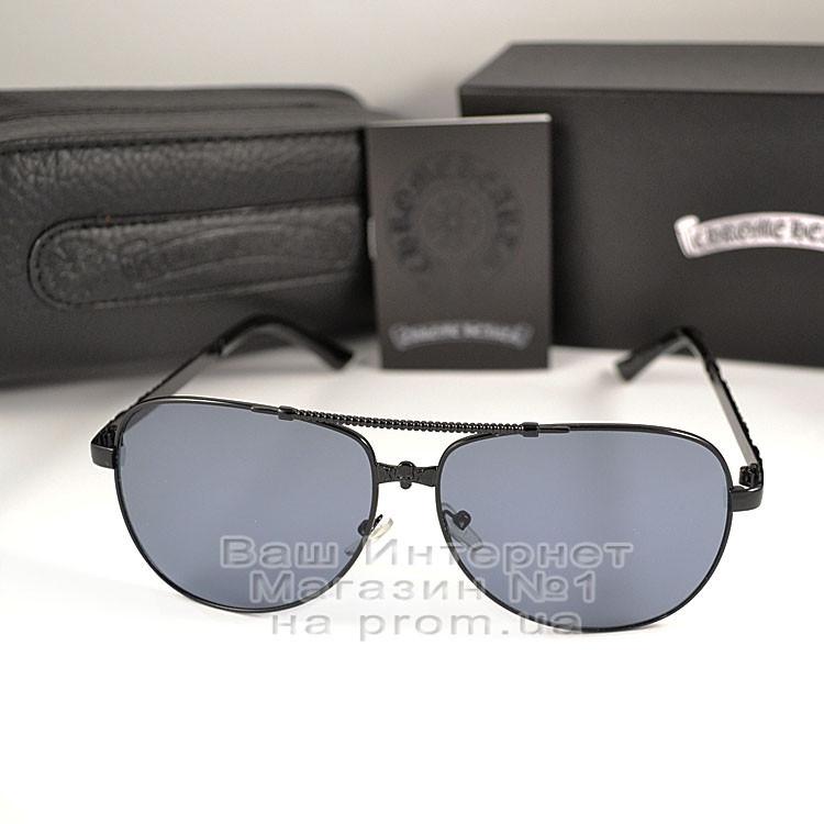 Чоловічі сонцезахисні окуляри Chrome Hearts Прямокутні Хром Хартс Модні 2020 Стильні Брендові репліка