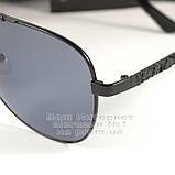 Чоловічі сонцезахисні окуляри Chrome Hearts Прямокутні Хром Хартс Модні 2020 Стильні Брендові репліка, фото 2