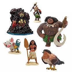 Набор фигурок Моана Дисней / MOANA Figure Set
