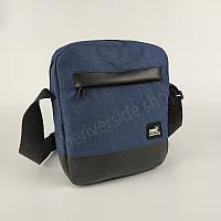 Спортивная сумка через плечо Puma (реплика) синяя
