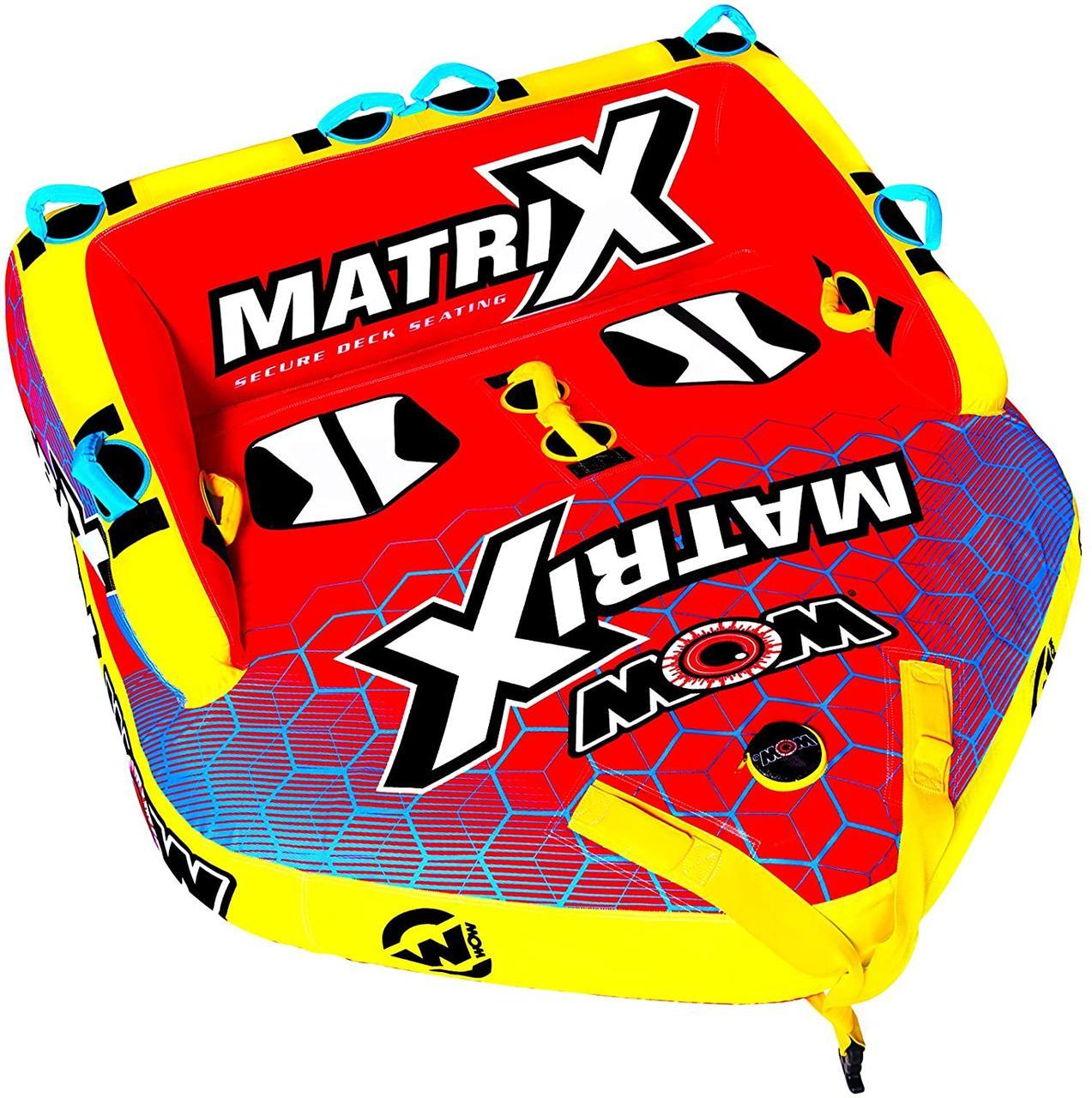 Буксируваний балон (Плюшка) Matrix 1-4P Towable 20-1060