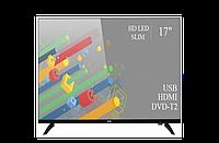 """Телевизор Ergo 17"""" HD Ready/DVB-T2/USB (1366x768)"""